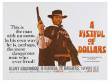 For a Few Dollars More  UK Movie Poster  1966