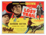 The Lost Trail  1945
