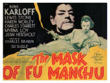 The Mask of Fu Manchu  1932
