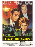 Gaslight  Spanish Movie Poster  1944
