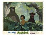 The Jungle Book, 1967 Reproduction d'art