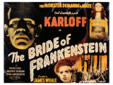 The Bride of Frankenstein  1935