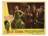 I Walk Alone  1947
