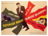 Saturday Night and Sunday Morning  1961