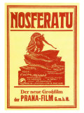 Nosferatu  a Symphony of Horror  German Movie Poster  1922