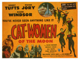 Cat Women of the Moon  1954
