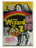 The Wizard of Oz  Australian Movie Poster  1939