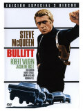 Bullitt  Spanish Movie Poster  1968