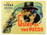 Guns of the Pecos  1937