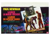 Cool Hand Luke  Belgian Movie Poster  1967
