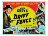 Drift Fence  1936