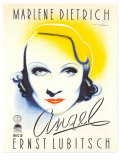Angel  Dutch Movie Poster  1937