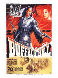 Buffalo Bill  French Movie Poster  1944