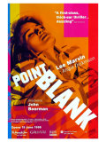 Point Blank  UK Movie Poster  1967