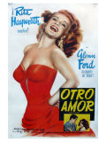 Affair in Trinidad  Argentine Movie Poster  1952