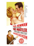 The Hustler  Australian Movie Poster  1961