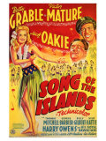 Song of the Islands  1942