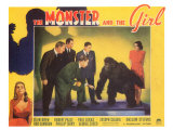 The Monster and the Girl  1941