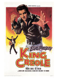 King Creole  French Movie Poster  1958
