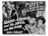 Abbott and Costello Meet Dr Jekyll and Mr Hyde  1953