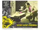 Secret Agent Fireball  1966