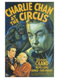 Charlie Chan At The Circus  1936