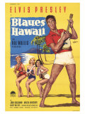 Blue Hawaii  German Movie Poster  1961
