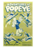 Adventures of Popeye  1935