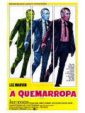 Point Blank  Argentine Movie Poster  1967