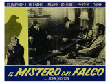 The Maltese Falcon  Italian Movie Poster  1941