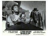 For a Few Dollars More  French Movie Poster  1966