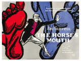 The Horses Mouth  UK Movie Poster  1959