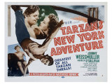 Tarzan's New York Adventure  1942