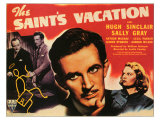 The Saint's Vacation  1941