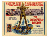 The Colossus of Rhodes  1961