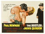 The Hustler  UK Movie Poster  1961