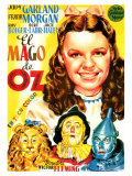 The Wizard of Oz  Spanish Movie Poster  1939