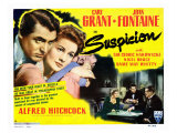 Suspicion  1941