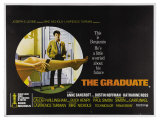 The Graduate  UK Movie Poster  1967