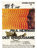 Cool Hand Luke  German Movie Poster  1967