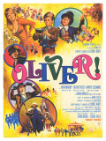 Oliver  French Movie Poster  1969