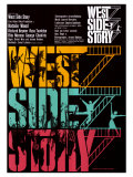 West Side Story  German Movie Poster  1961