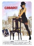Cabaret  German Movie Poster  1972