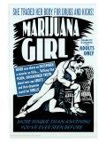 Marijuana Girl  1969