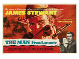 The Man From Laramie  UK Movie Poster  1955
