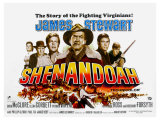 Shenandoah  UK Movie Poster  1965