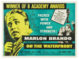 On the Waterfront  UK Movie Poster  1954