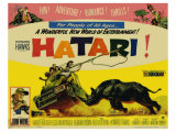 Hatari  1962