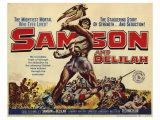 Samson and Delilah  1959