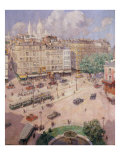 Place Pigalle  1925